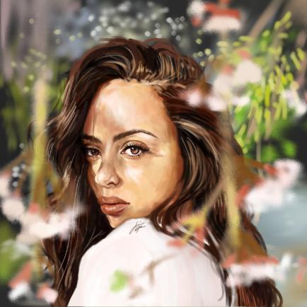 Jade Thirlwall Portrait